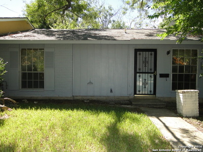 San Antonio Single Family Home New: 6616 Spring Lark Dr