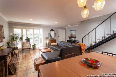 San Antonio Condo/Townhouse New: 166 Elizabeth Rd #G