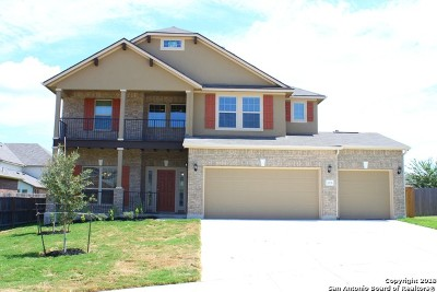 Schertz Single Family Home New: 3108 Golf Tree