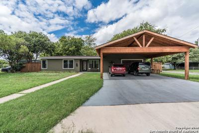 San Antonio Single Family Home New: 4349 Silver Lake Dr