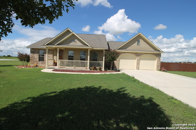 Medina County Single Family Home New: 16206 Ethans Crossing