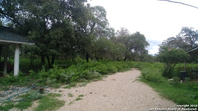 San Antonio Residential Lots & Land New: 22682 Trumbo Rd