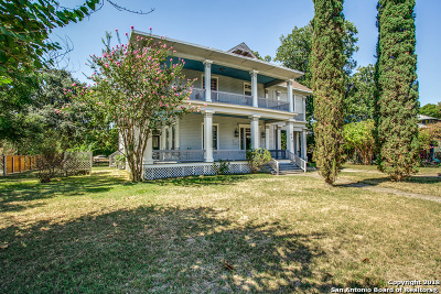 San Antonio Single Family Home New: 332 Florida St