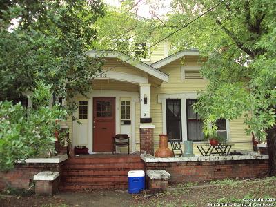 Bexar County Multi Family Home New: 810 W Magnolia Ave