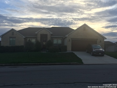 Single Family Home New: 13219 Compass Rose