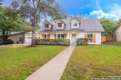 San Antonio Single Family Home New: 10911 Auldine Dr