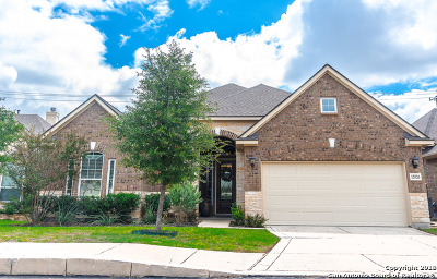Helotes Single Family Home New: 13526 Windmill Trace