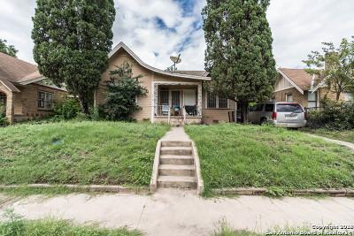 Bexar County Multi Family Home New: 1231 Kayton Ave