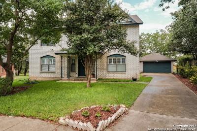 San Antonio Single Family Home New: 2243 Indian Meadows Dr