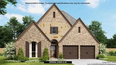San Antonio Single Family Home New: 2221 Elysian Trail