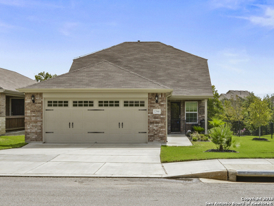 San Antonio Single Family Home New: 12946 Cache Creek