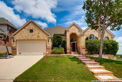Bexar County Single Family Home New: 15602 Seekers St