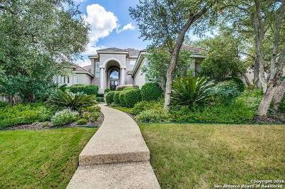 San Antonio Single Family Home New: 24719 Bogey Ridge