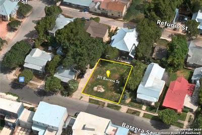 San Antonio Residential Lots & Land New: 311 Barrera St