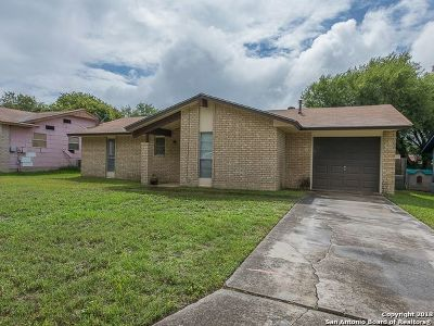 Converse Single Family Home New: 432 Bridgit Dr