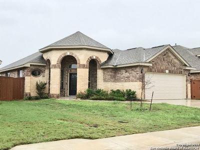 San Antonio Single Family Home New: 8723 Shady Mtn