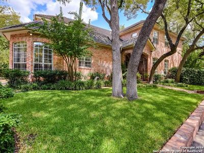 Bexar County Single Family Home New: 22 Hyde Park
