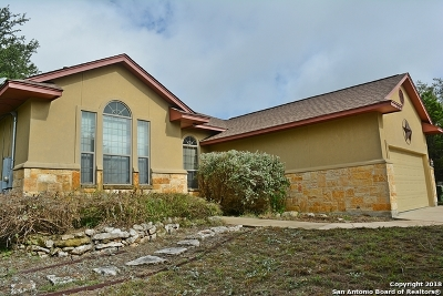 Canyon Lake Single Family Home New: 270 Delanoy Dr