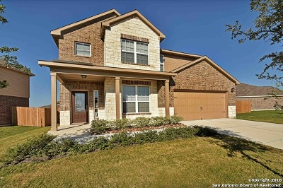 San Antonio Single Family Home New: 7095 Turnbow