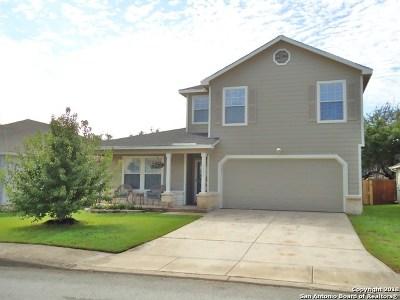 San Antonio Single Family Home New: 3942 Regal Rose