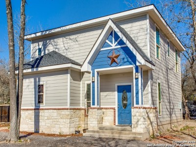 San Antonio Single Family Home New: 1257 Double Tree