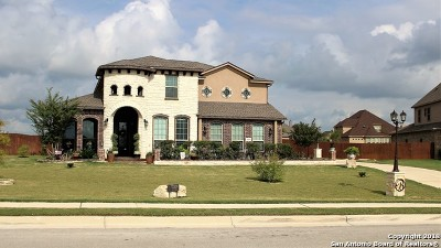 Schertz Single Family Home New: 10309 Ivy Jade
