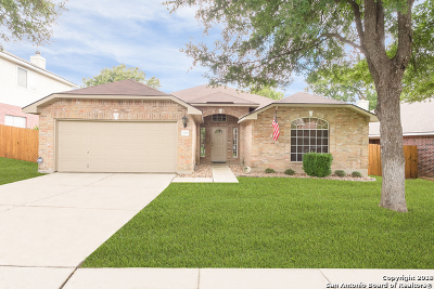 Cibolo Single Family Home Active Option: 229 Cordero Dr