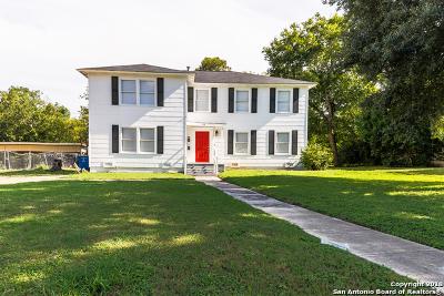 Bexar County Multi Family Home New: 112 Senisa Dr