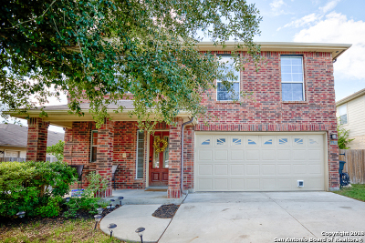 New Braunfels Single Family Home New: 3131 Sparrow View Ct