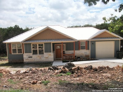 Single Family Home New: 354 Big Bend Dr
