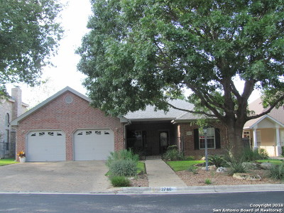 New Braunfels Single Family Home New: 2780 Morning Moon