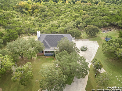 Boerne TX Single Family Home New: $600,000