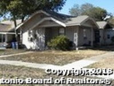 Bexar County Multi Family Home New: 339 Kayton Ave