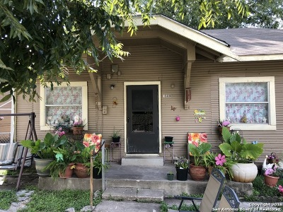 San Antonio Single Family Home New: 139 King Roger St