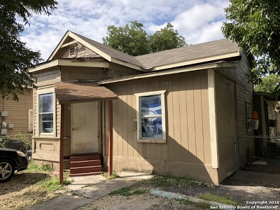 Bexar County Single Family Home New: 355 Bank