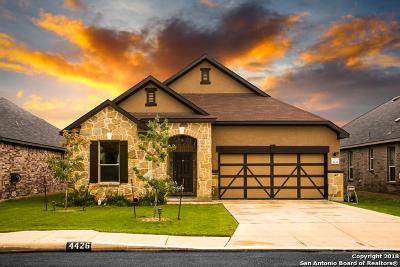 San Antonio Single Family Home New: 4426 Oak Roset