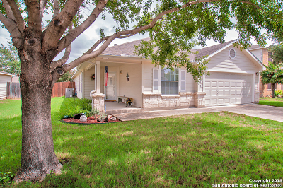 Selma Single Family Home Active Option: 16314 Appaloosa Oak