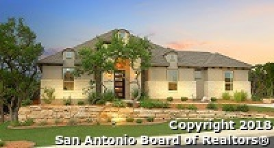 San Antonio Single Family Home New: 4119 Monteverde Run