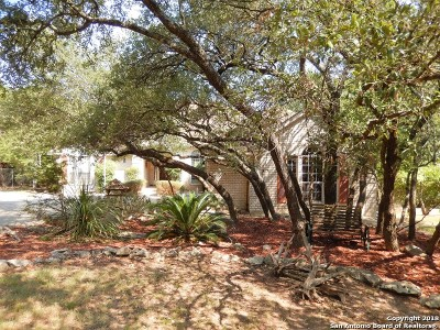 San Antonio Single Family Home New: 426 Spacious Sky