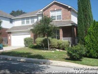San Antonio Single Family Home New: 2763 Montebello