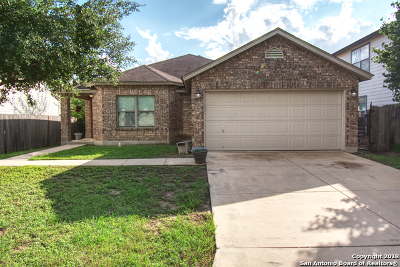 Bexar County Single Family Home New: 10612 Staggering Creek