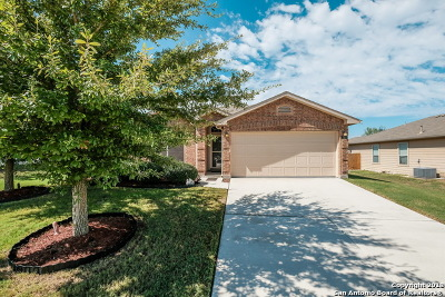 Cibolo Single Family Home New: 760 Fountain Gate