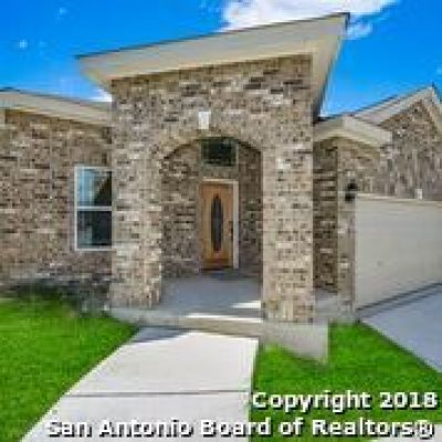San Antonio Single Family Home New: 1447 Crow Court