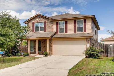 Bexar County Single Family Home New: 6803 Marlin Meadows