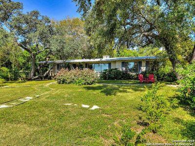 San Antonio Residential Lots & Land New: 345 Burr Rd