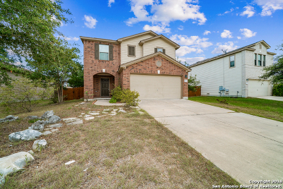 Schertz Single Family Home For Sale: 5608 Ping Way