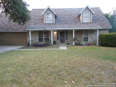 Bexar County Single Family Home New: 3207 Tawny Oak Dr
