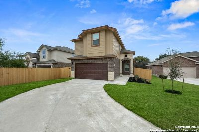 San Antonio Single Family Home New: 1311 Kingbird Ct