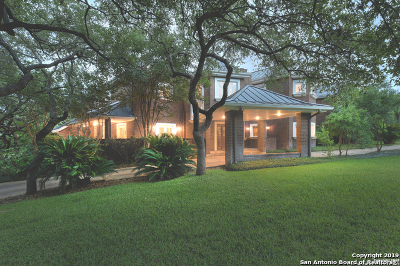 San Antonio Single Family Home New: 11723 Mill Rock Rd