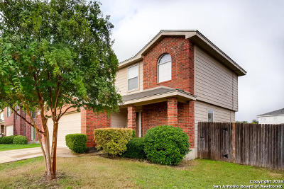 Bexar County Single Family Home New: 9735 Mustang Farm